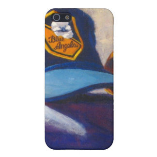 Blue Angels Fan's Cover For iPhone 5