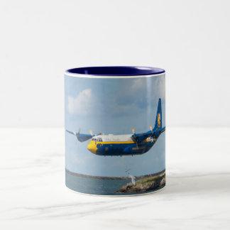 Blue Angels Fat Albert low take off mug