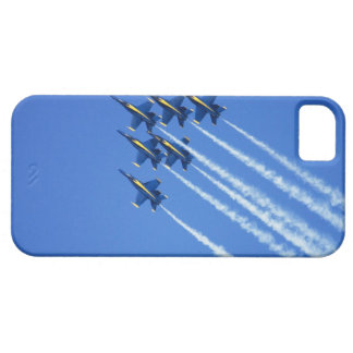 Blue Angels flyby during 2006 Fleet Week 2 iPhone SE/5/5s Case