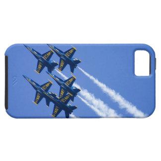Blue Angels flyby during 2006 Fleet Week iPhone SE/5/5s Case