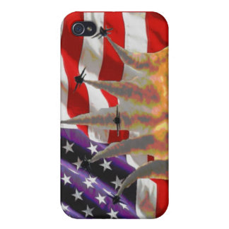 Blue Angels Cases For iPhone 4