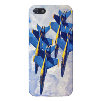 Blue Angels iPhone SE/5/5s Cover