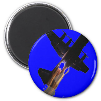 Blue Angels JATO 2 Inch Round Magnet