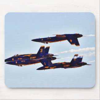 Blue Angels Jets At The Miramar Airshow Mousepad