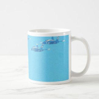 Blue Angels Jets Planes Coffee Mugs