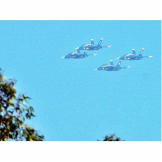 Blue Angels Jets Planes Photo Cutouts