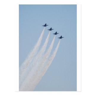 Blue Angels Postcard