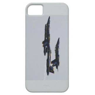 Blue Angels Sky Scraping iPhone 5 Cover