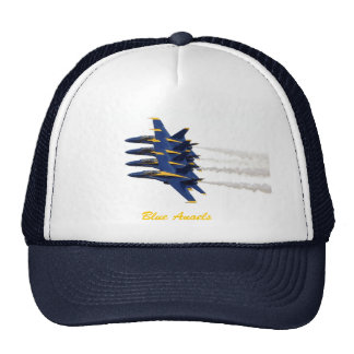 Blue Angels Trucker Hat