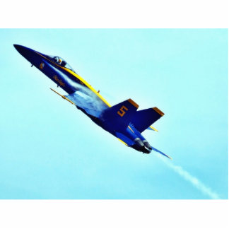Blue Angles Fighters Jets Pilots Photo Sculptures