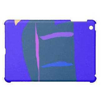Blue Anime Robot Liquid Economy Dry Wind iPad Mini Case