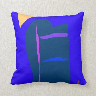 Blue Anime Robot Liquid Economy Dry Wind Pillows