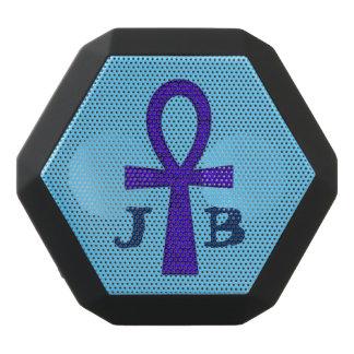 Blue Ankh Black Bluetooth Speaker
