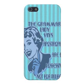 Blue Apostrophes iPhone Speck Case