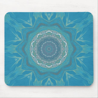 Blue Aqua Mousepad