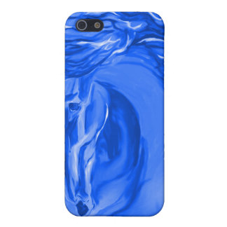 Blue Art iPhone Case iPhone 5 Cases