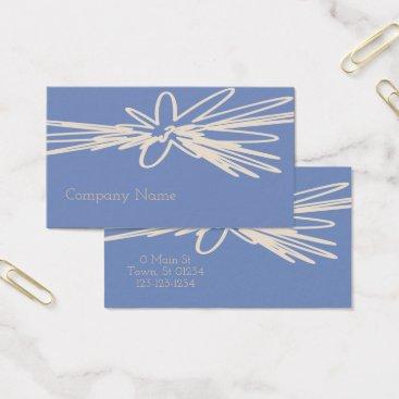 Professional Business Blue Artist Design Business Cards