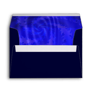 Blue As the Sea Envelope