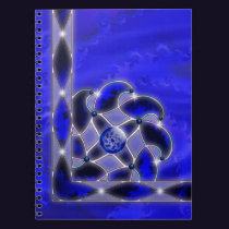 Blue As the Sea Notebook