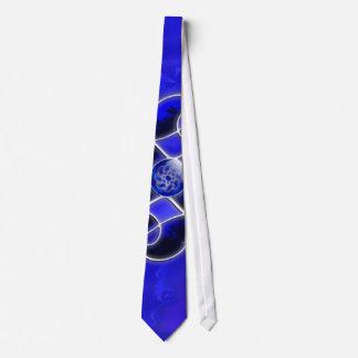 Blue As the Sea Tie