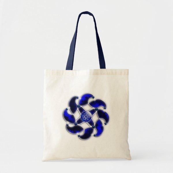 Blue As the Sea Tote Bag