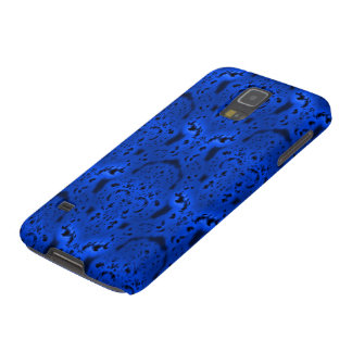Blue Astral Vampire Void Pattern Cases For Galaxy S5