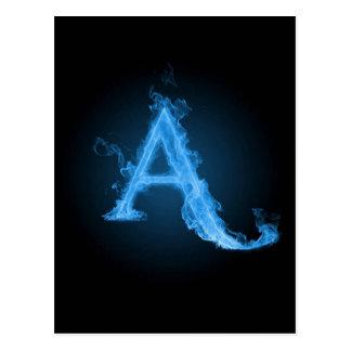 Blue Atheist A Postcard