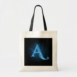 Blue Atheist A Tote Bag