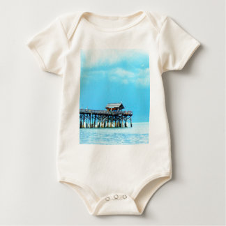 Blue Atlantic Baby Bodysuit