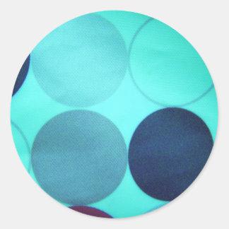 blue attitude stickers