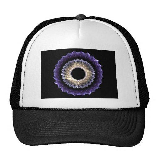 Blue Aurora Trucker Hat
