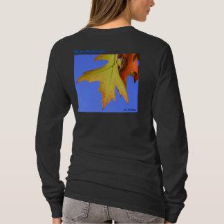 Blue Autumn T-Shirt