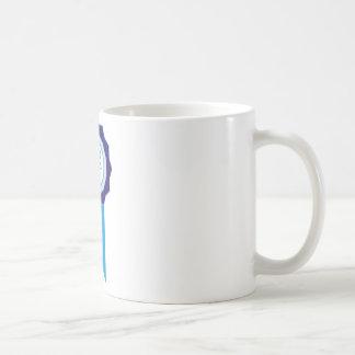 Blue Award Coffee Mug