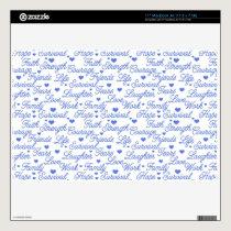 """Blue Awareness MacBook Air 11"""" Skin Skin For The MacBook Air"""