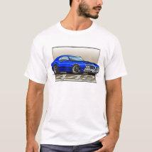Blue_B_70_442 T-Shirt