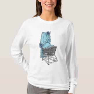 Blue Baby Bassinet T-Shirt