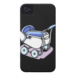 blue baby buggy blackberry case