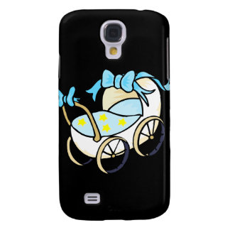 blue baby buggy samsung galaxy s4 covers