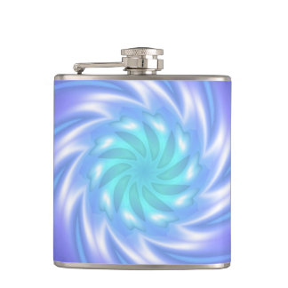 Blue Baby Flask