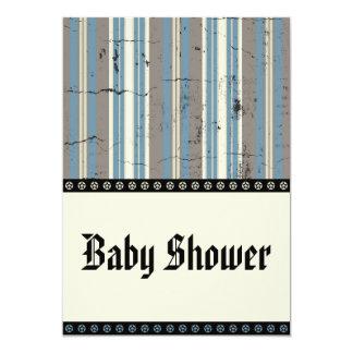 Blue Baby Shower Invitation ~ Boy