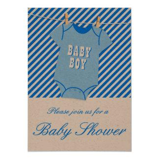 Blue Baby Shower Invite OPT 1