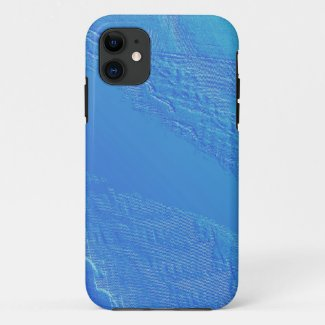 Blue Background iPhone 11 Case