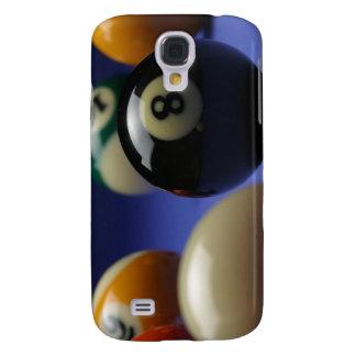 Blue Background Samsung S4 Case