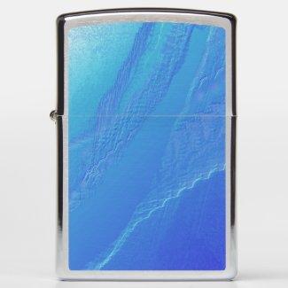 Blue Background...
