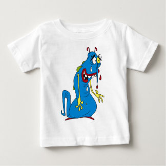 Blue bacteria baby T-Shirt