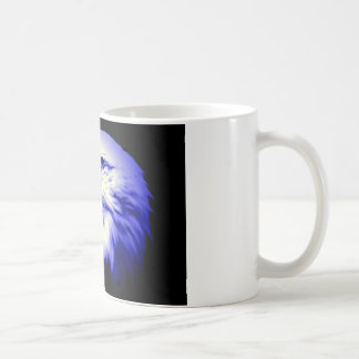 Blue Bald Eagle Coffee Mug