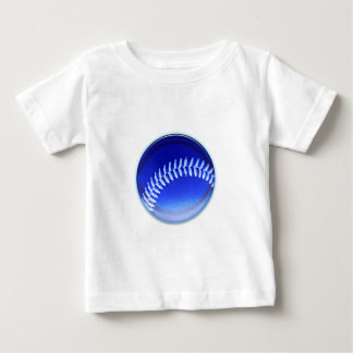 Blue Ball Baby T-Shirt