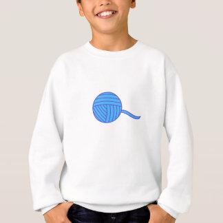 Blue Ball of Yarn Sweatshirt