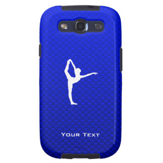 Blue Ballet Samsung Galaxy SIII Covers