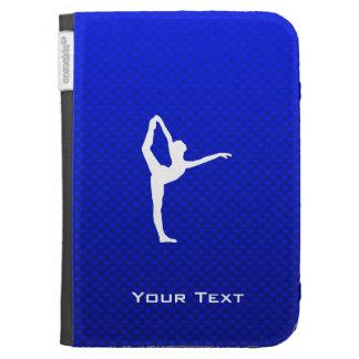 Blue Ballet Case For Kindle